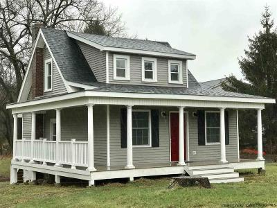 Single Family Home Fully Executed Contract: 1317 State Route 208
