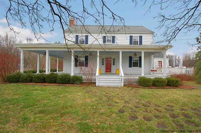 Wallkill Single Family Home For Sale: 1162 Plains Road
