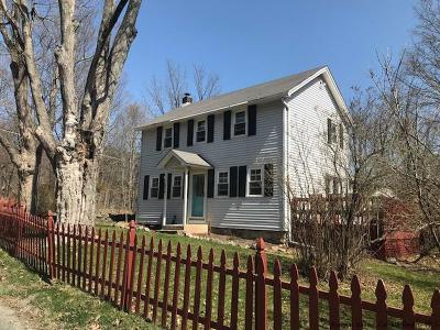 Single Family Home Fully Executed Contract: 183 Beecher Hill Road