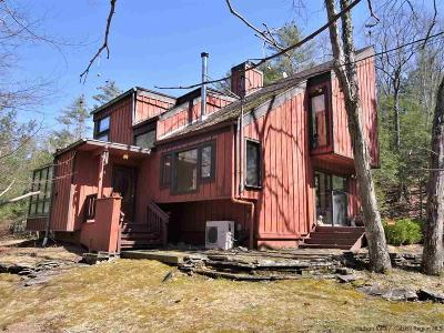 Woodstock Single Family Home For Sale: 83 Morey Hill Road