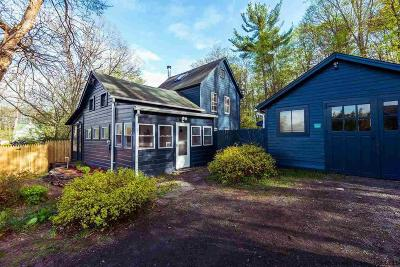 Single Family Home Sold: 1540 High Falls Road