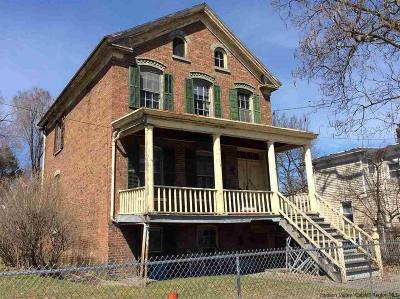 Kingston Single Family Home For Sale: 127 Greenkill Avenue