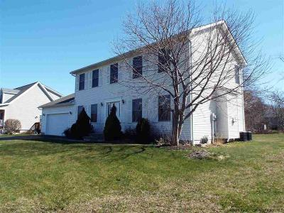 Saugerties Single Family Home For Sale: 91 Canterbury Drive