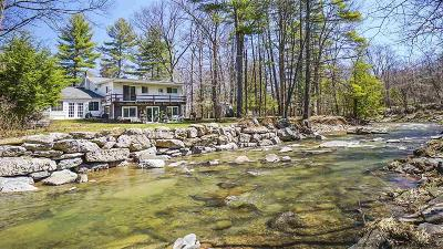 Woodstock Single Family Home Fully Executed Contract: 10 Streamside Terrace