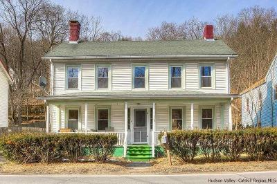 Rosendale Single Family Home For Sale: 552 Route 213