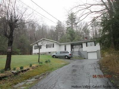 Wurtsboro Multi Family Home For Sale: 529 Tempaloni Road