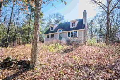 Kerhonkson Single Family Home Accepted Offer Cts: 59 Markle