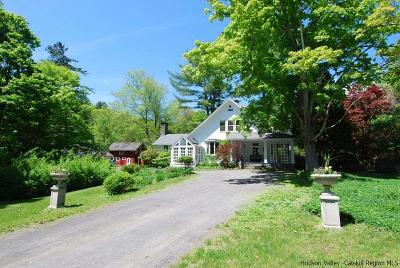 Bearsville Single Family Home Accepted Offer Cts: 3465-3467 Route 212