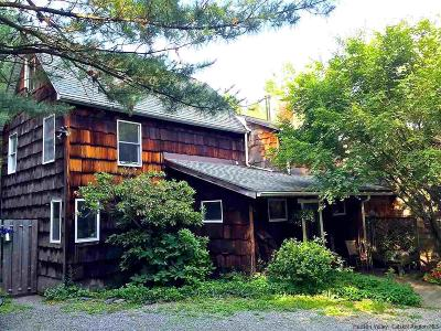High Falls Single Family Home Fully Executed Contract: 319 Clove Valley Road