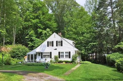 Woodstock NY Single Family Home Fully Executed Contract: $299,000