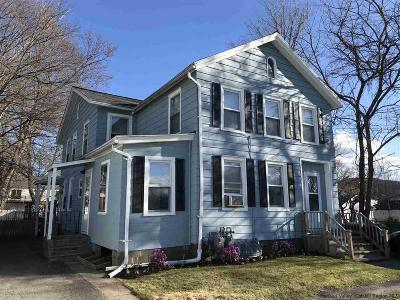 Multi Family Home Fully Executed Contract: 161 W Main