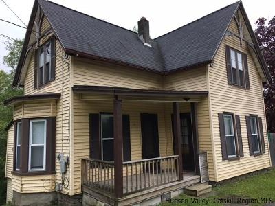 Delaware County Single Family Home For Sale: 9892 State Highway 28