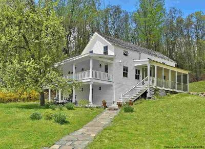 Accord Single Family Home For Sale: 51 Upper Whitfield Road