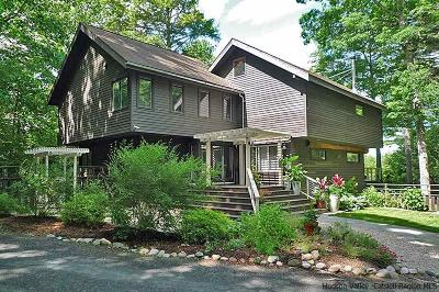 Woodstock NY Single Family Home Fully Executed Contract: $975,000