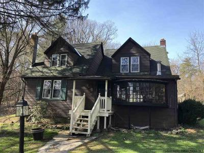 Saugerties Single Family Home For Sale: 1604 Route 32