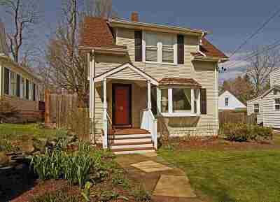Kingston Single Family Home For Sale: 60 Fairmont Avenue