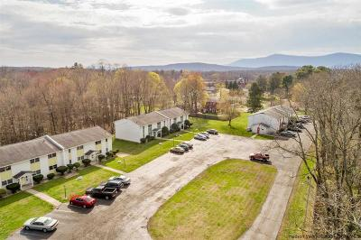 Saugerties Multi Family Home Fully Executed Contract: 5 Simmons Street