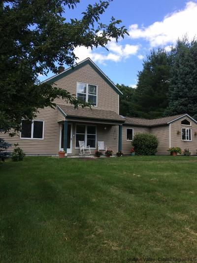 New Paltz Single Family Home Accepted Offer Cts: 3 Linder Drive