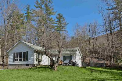Shandaken Single Family Home Fully Executed Contract: 36 Route 42