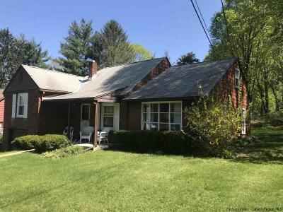 Hurley Single Family Home For Sale: 113 Terrace Lane