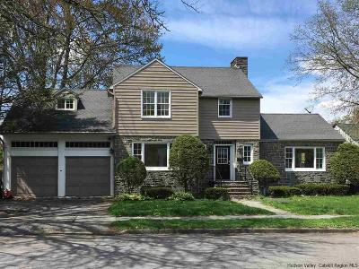 Kingston Single Family Home Fully Executed Contract: 75 St. James Street