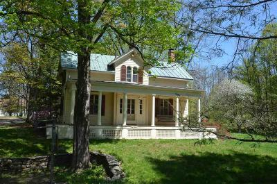 Rhinebeck Single Family Home For Sale: 476-482 Route 308