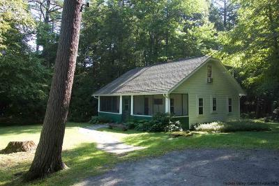 Saugerties Single Family Home For Sale: 98 Burnett Road