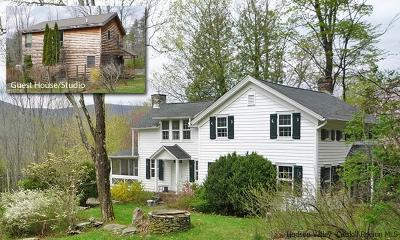 Boiceville NY Single Family Home For Sale: $695,000