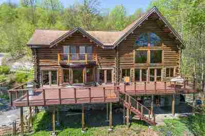 Single Family Home For Sale: 79 Timberline Trail