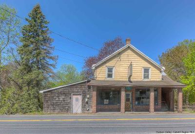 Commercial For Sale: 2107-2109 Route 32