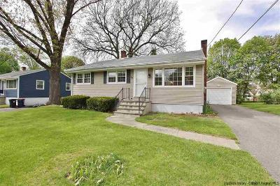 Hurley Single Family Home Fully Executed Contract: 508 Walnut Street