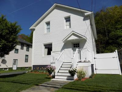 Kingston NY Single Family Home Fully Executed Contract: $225,000