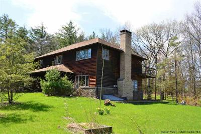 New Paltz Single Family Home Fully Executed Contract: 9 White Oaks Lane