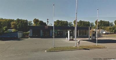 Saugerties Commercial For Sale: 3113 Rt 9w