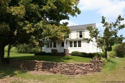 Delaware County Single Family Home For Sale: 1660 Dry Brook Road
