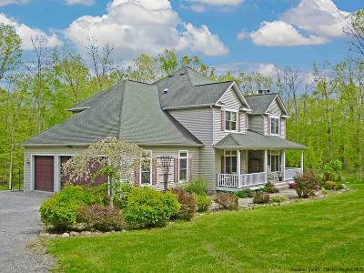 New Paltz NY Single Family Home For Sale: $635,000