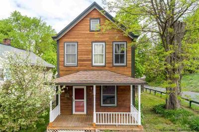 Kingston Single Family Home For Sale: 89 Stephan Street