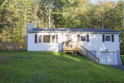 Boiceville Single Family Home Fully Executed Contract: 52 Deerfield Road