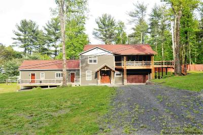 Saugerties Single Family Home For Sale: 35 Hansen Road