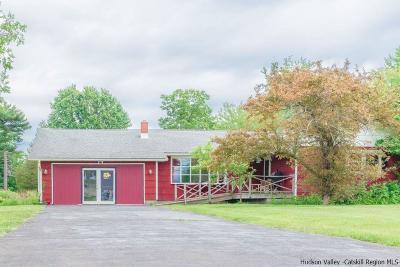 Saugerties Single Family Home For Sale: 3896 Route 9w