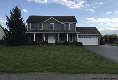 Saugerties Single Family Home Fully Executed Contract: 114 Canterbury Drive