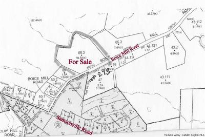 Residential Lots & Land For Sale: Boicemill Road