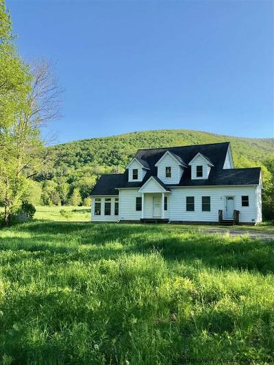 Greene County Single Family Home For Sale: 130 Spruceton Road