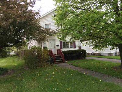 Saugerties Single Family Home For Sale: 210 Ulster Ave