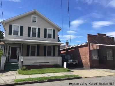 Kingston Single Family Home For Sale: 283 E Union Street
