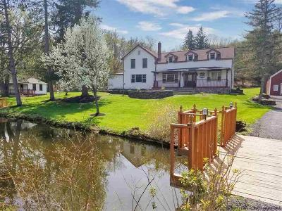 Single Family Home For Sale: 7953 Route 32