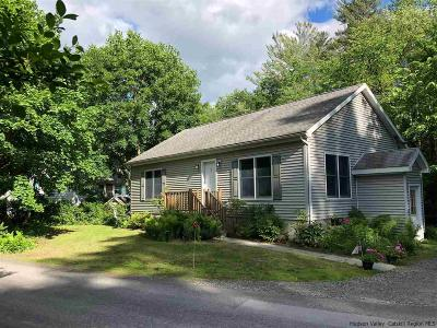 Woodstock NY Single Family Home For Sale: $299,000