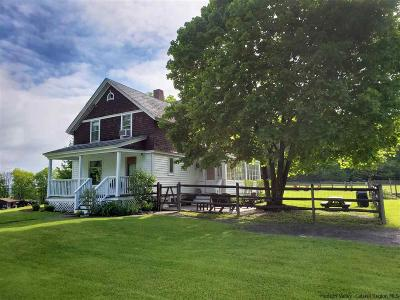 Kerhonkson Single Family Home Fully Executed Contract: 75 Minnewaska Trail