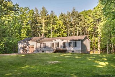 Saugerties Single Family Home For Sale: 23 Spurck Road