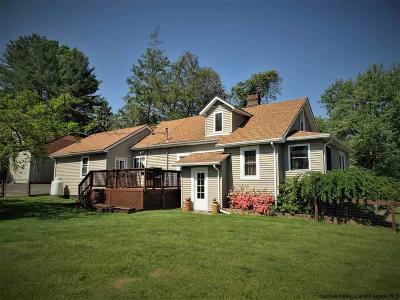 Shokan Single Family Home For Sale: 2918 State Rte 28 Road